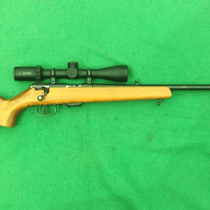 Anschutz 54 Match Rifle – Jerusalem House